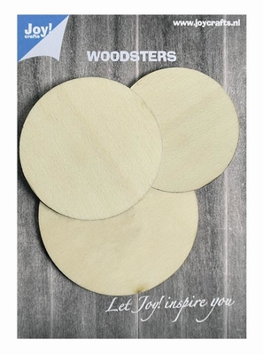 6320/0001 Woodsters - Wooden Circle