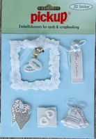 PU3103 Embellishments for Cards and Scrapbooking